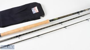 Daiwa made in Scotland, 16ft Whisker Kevlar Tournament Osprey salmon rod heavy salmon WTF-16, 3pc,