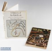 """Hurum, Hans Jorgen – """"A History of the Fish Hook"""" 1977 English first edition with Piscatorial"""