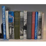 Selection of Salmon related Fishing Books including The Haig Guide to Salmon Fishing in Scotland,