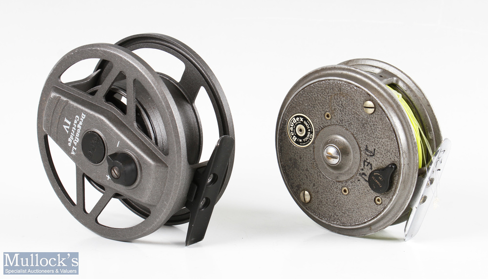 Dragonfly LA Cartridge IV fly reel with backplate tensioner, quick release drum, spare cartridge - Image 3 of 3