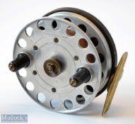 "Scarce Milward Bartleet ""Marston Crossle Patent"" 4"" alloy, ebonite and brass star back combination"
