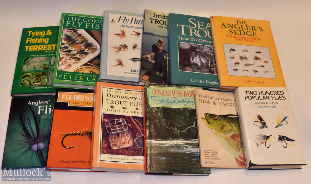 Selection of Fishing Books including The Angler's Sledge, Sea Trout and How To Catch Them, - Image 2 of 2