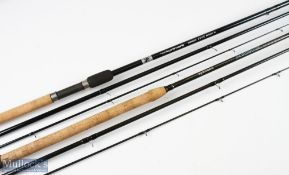 Normark Team Avenger 1000 14ft 3 piece Match Rod in mcb with light use, together with Drennan IM8