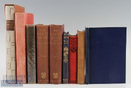 Assorted Book Selection to include Aubrey's Brief Lives 1975, Treasure Island 1927, The Courts of