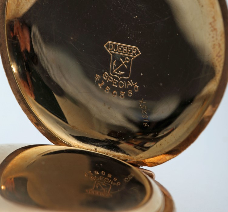 Late 19th century pocket watch by American Waltham Watch Co. - Image 3 of 4