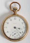 1890s railroad grade pocket watch by Elgin