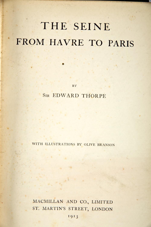 Horne, R H Ed.The History of Napoleon, Volume I. Robert Tyas, London, 1841, green cloth gilt; - Image 2 of 3