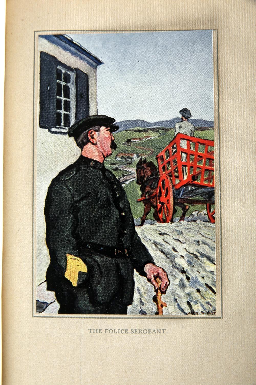 Birmingham, George A., Yeats Jack B. (Illustrator) Irishmen All. T.N. Foulis, London and - Image 2 of 2