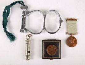 Royal Irish Constabulary, DSPCA Humanity to Animals and 1903 Visit medals. A visit of Edward VII