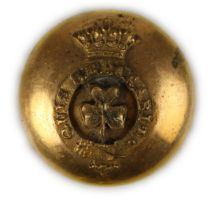 Lord Lieutenant of Ireland, a collection of 19th and 20th century buttons and uniform parts.