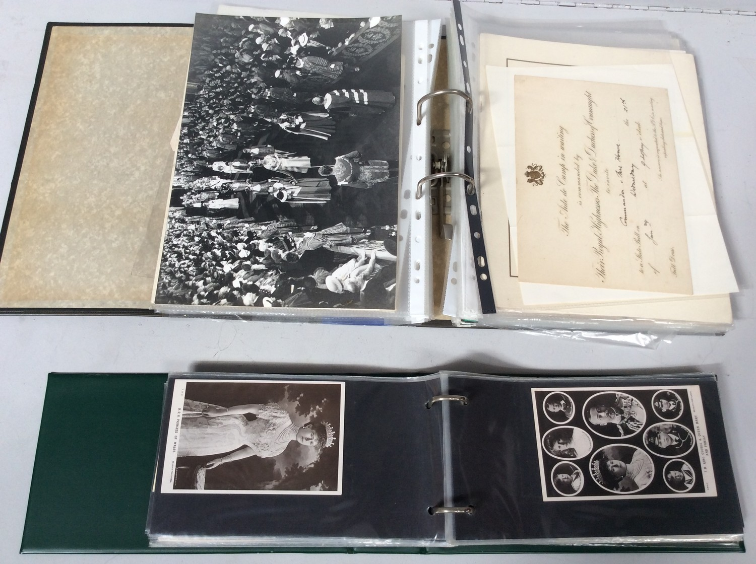 British Royal Family Interest (The residual items from the estate of William Payne), A collection of - Image 2 of 3