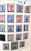 Stamps : Austria - Useful Accum. In Red L/L binder