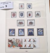 Stamps : Latvia - Nice collection In Davo Printed