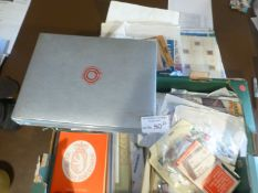 Stamps : Glory box of stamps - heavy lot much Germ