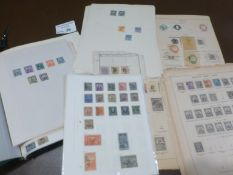 Stamps : Brazil - small collection of early issues