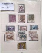 Stamps : Austria - In Lindner Album 1968 to 1981 i