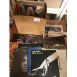 Records : 30+ Classic Rock albums inc The Who, Fle
