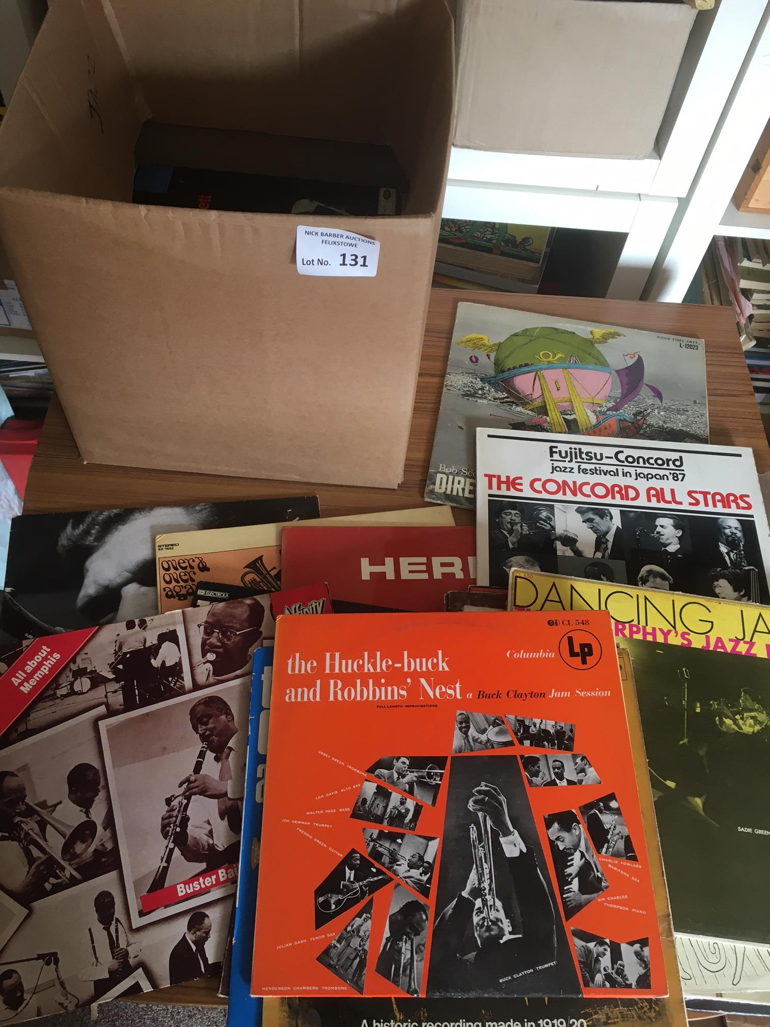 Records : Jazz - 40+ albums collection inc Murph