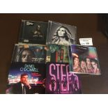 Records : Signed/CD's Holder, Fennedy, Little Mix,