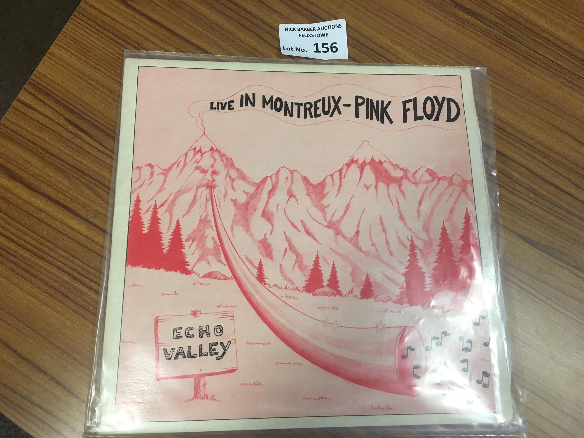 Records : PINK FLOYD - Rarities - 'Live in Montreu
