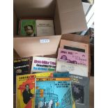 Records : Jazz albums - 40+ albums - box inc Mince