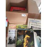 Records : Jazz - Box of 40+ albums inc Johnson, L