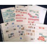 Stamps : SWITZERLAND UMM/MNH Sel of 1949 & 1960 De