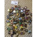 Collectables : Badges - lovely collection of badge
