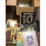 Records : Jazz - 50+ albums inc Nichols Holliday,
