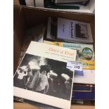 Collectables : Books - Topography - large box of b
