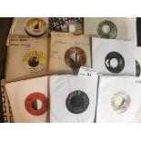 """Records : 25 Northern Soul 7"""" singles - good lot"""