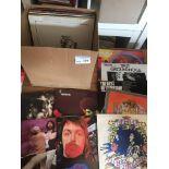 Records : 22 Rock albums inc Led Zeppelin, Hendrix