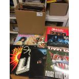 "Records : 30+ Heavy Metal albums & 12"" singles inc"