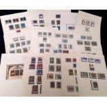 Stamps : LIECHTENSTEIN Fine UMM/MNH Sel on Davo Pa