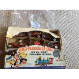 Diecast : Old Fashioned Cars - Walt Disney & Chara