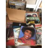 Records : 35+ Soul albums inc Lou Rowls, Four Tops