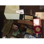 Collectables : Various bits & pieces inc measuring