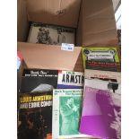 Records : Jazz albums - Box of albums 40+ - inc Zo