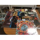 Records : BOB DYLAN collection of 12 albums all in