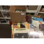 Records : Jazz - box of albums 40+ inc Navarro, Jo