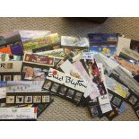 Stamps : GB presentation packs - decimal x64 with