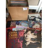 Records : 30+ 1980's albums inc Level 42, Split En