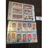 Football : Cards - Bubble Gum Soccer Teams No.1 se