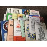 Moto Cross : Nice collection of programmes 1970's/