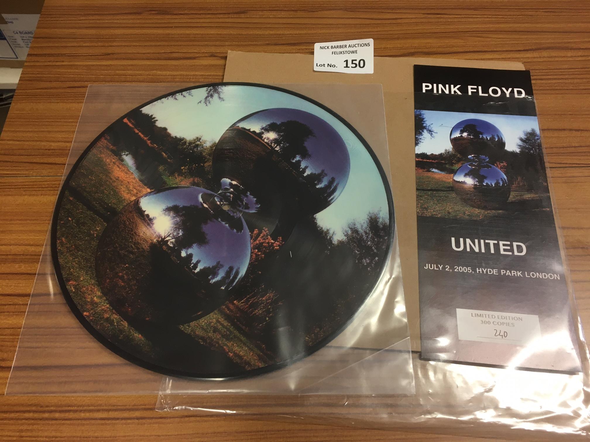 "Records : PINK FLOYD - Rarities - 'United' - 12"" p"