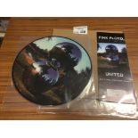 "Records : PINK FLOYD - Rarities - 'United' - 12"" p"