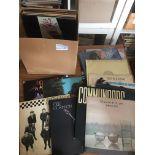 Records : 30+ Classic Rock albums inc Queen, Beatl