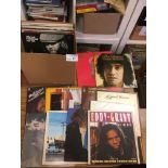 Records : 30+ Classic Rock albums inc Springsteen,