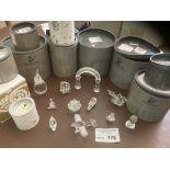 Collectables : Swarovski Crystal inc Pear, Buckinh