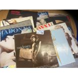 """Records : MADONNA - collection of albums & 12"""" - i"""